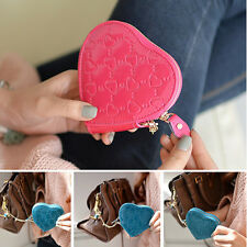 Coin Purse Women wallet Lady Mini Pouch Cute Handbag Clutch leather