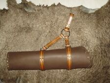 Quality leather belt quiver, can be customize, SCA, LARP, medieval, renaissance