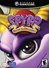 Spyro: Enter the Dragonfly (Nintendo GameCube, 2002)