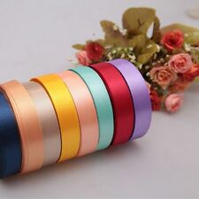 "Wrapping Party 5/8'' New Sewing Bow 3/8"" Wedding Satin Handicraft Ribbon"