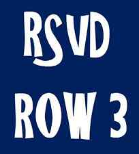 2 FOREIGNER & CHEAP TRICK TICKETS RED ROCKS MORRISON !!!!!!RESERVED ROW 3!!!!!!!