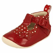 Girls Clarks First Shoes Ida Delilah -W