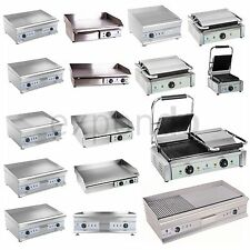 QUICK HEATING GRIDDLE CONTACT GRILL MODERN THERMOSTAT EASY OPERATION CLEANING