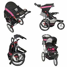 Baby Jogger Stroller Sport Infant Toddler Running Buggy Reclining Seat Travel