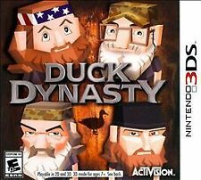Duck Dynasty (Nintendo 3DS, 2014)