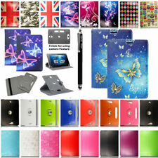 Universal Folding Folio Leather Case Cover For Huawei MediaPad 8 Inch Tablets
