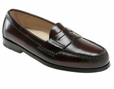 Cole Haan Men's Pinch Grand Leather Penny Slip-On Loafer Shoes Burgundy