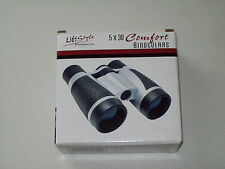 LIFE STYLE 5X30 COMPACT BINOCULARS FOR OUTDOOR ACTIVITY HUNTING FOOTBALL SOCCER