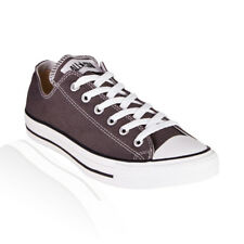 Converse All Star Chuck Taylor Mens Womens Low - Charcoal