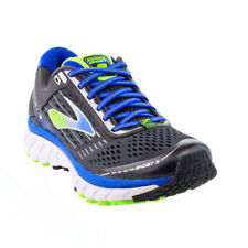 Brooks - Ghost 9 - Anthracite/Electric Blue/Lime