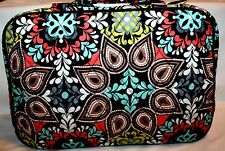 Vera Bradley Grand Cosmetic Bag w/Carry Handles - 3 Patterns Available