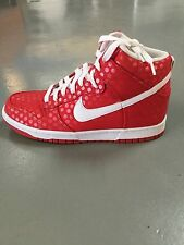 Nike Wmns Nike Dunk High Sport Red/ White 318676-600