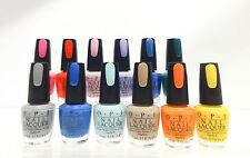 OPI Nail Polish Lacquer FIJI Collection Variations Assorted Colors U Pick .5oz