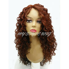 NIX & NOX Swiss Futura Synthetic Lace Front Wig - FLW SPICY GIRL