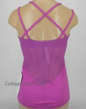 NEW LULULEMON Exquisite Tank Top Sz 4 6 8 10 Ultra Violet Yoga Gym Run FREE SHIP