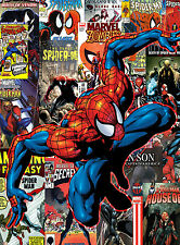MARVEL - SPIDER-MAN COMIC COVER POSTER PRINT - WALL ART - BUY 2 GET 1 FREE
