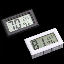 Mini Digital LCD Indoor Temperature Humidity Meter Thermometer Hygrometer Device