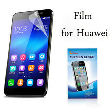 2X Front Protective Screen Protector Film Foils Cover Guard for HUAWEI Phones HK