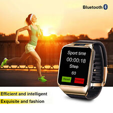 New Bluetooth Touch Screen Smart Ultra-high-definition Bright LCD Phone Watches