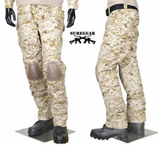USMC Marine MARPAT DESERT DIGITAL AOR1 Gen3 G3 Combat PANTS US Military Tactical