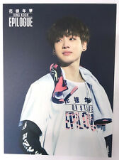 "BTS 2016 Live On Stage Epilogue Concert Blue Lay DVD Photo 5.4 x 7.4 "" NEW 2017"