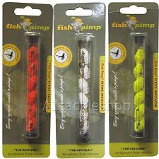 Fish Pimp Fly Fishing Trout Strike Buzzer Indicators Yellow or Orange