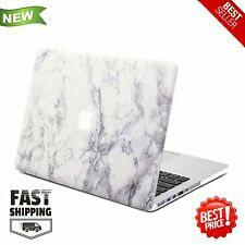 "Hard Case Laptop Shell Marble Pattern Case Apple MacBook Air 13"", Pro 13"" Retina"