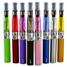 Vape Pen E-Shisha E-Cig Cigarette Kit 1100 mah Battery Atomiser + Free Charger