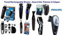Philips Cordless Multigroom / Nose Ear Eyebrow / Neck / Body Hair Trimmer Shaver