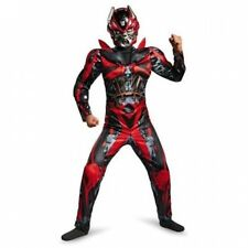 Transformers Movie 4 Stinger Classic Muscle Child Halloween Costume with Wrist C