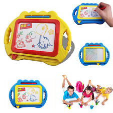 Children Baby Kids Magnetic Magic Drawing Tablet Writting Board Toys