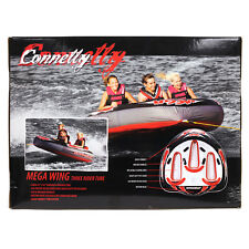 Connelly Mega Wing (Red) Three-Person Tube