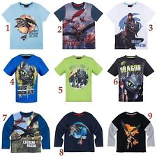Boys Kids Spiderman T-Shirt Top age 4-10 years Newest 2017 models