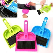 Notebook Dustpan Small Brooms Whisk Dust Pan Dustpan Brush Cleaning Brush