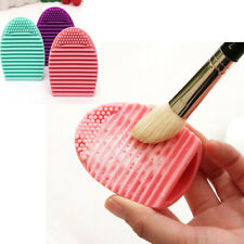 Cleaning Makeup Washing Brush Egg Brush Cleaning Egg Silicone Brush Egg