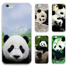 3D PANDA PHONE CASE COVER FOR IPHONE 5 6 6S 7 Plus SAMSUNG GALAXY S5 S6 TEMPTING