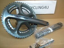Shimano Dura-Ace 7900 Double 10sp Crank Cycling Crankset Road Time Trial 53/39