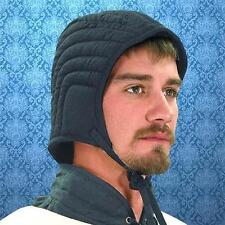 Medieval Quilted Arming Cap