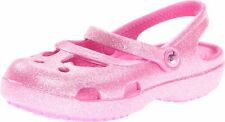 Crocs 917371girls crocs 14478 Shayna Glitter Sandal (Toddler/Little Kid)