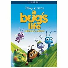 A Bugs Life (DVD, 2003, 2-Disc Set, Collectors Edition)
