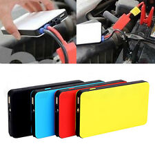12V 8000mAh Portable Car Auto Jump Starter Battery Charger Power Bank Booster