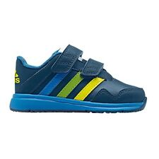 adidas SNICE 4 CF INFANT BOY'S SHOES,SILVER/BLUE*German Brand-Size US 8, 9 Or 10