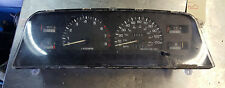 89-91 Toyota Pickup Truck 4x4 22re 2.4 SR5 Gauge Cluster Speedometer Cable Tach
