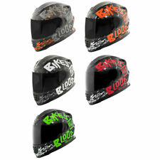 Speed & Strength Bike Are In My Blood Full Face Motorcycle Helmet - Size & Color