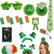 St Patrick's Day Party Decorations and Dress up - Happy St Patrick's Day