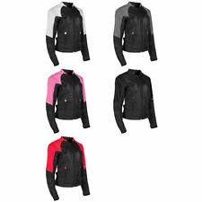 Speed & Strength Womens Sinfully Sweet Mesh Motorcycle Jacket -Pick Size & Color
