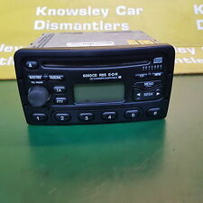 FORD MONDEO MK2 96-2000 6000CD RDS CD RADIO PLAYER WITH CODE M134081