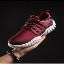 Men's Casual sports Shoes Athletic Training Breathable Sneakers Running Hiking