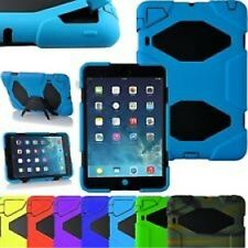 iPad Mini 4 Kids Heavy Duty Protective Cover Waterproof Shockproof Case & Stand