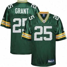 *NEW* Green Bay Packers Adult Authentic #25 Ryan Grant Jersey Green NWT NFL